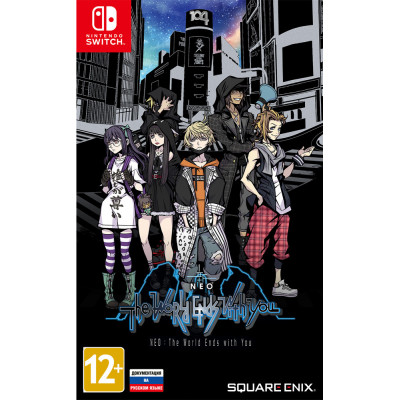 Игра для Nintendo Switch NEO: The World Ends with You (русская документация)