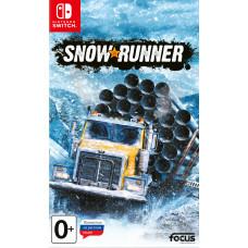 SnowRunner [NS, русская версия]