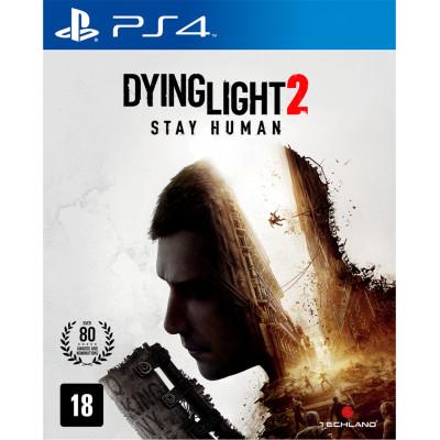 Игра для PlayStation 4 Dying Light 2: Stay Human (русская версия)