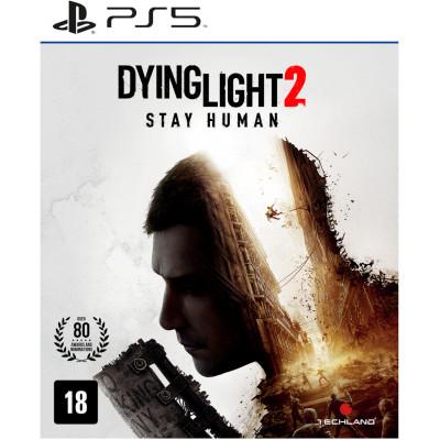 Игра для PlayStation 5 Dying Light 2: Stay Human (русская версия)