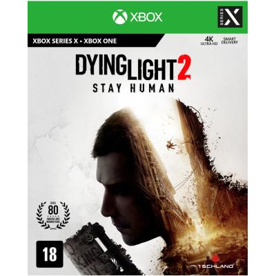 Игра для Xbox Dying Light 2: Stay Human (русская версия)