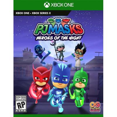 Игра для Xbox Герои в масках: Герои ночи (русская версия)