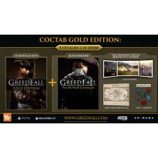 GreedFall. Gold Edition [Xbox One/Series X, русские субтитры]