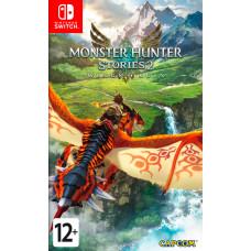Monster Hunter Stories 2: Wings of Ruin [NS, русская версия]