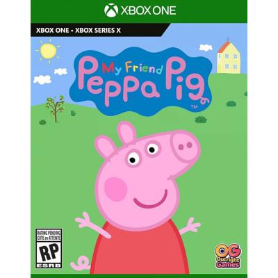 Игра для Xbox Моя подружка Peppa Pig (русская версия)
