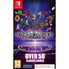 SEGA Mega Drive Classics (Код загрузки, без картриджа) [NS, русская документация]