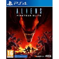 Aliens: Fireteam Elite [PS4, русские субтитры]