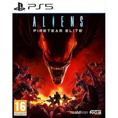 Игра для PlayStation 5 Aliens: Fireteam Elite (русские субтитры)