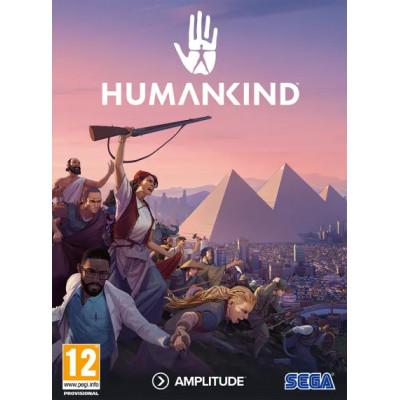 Игра для PC Humankind (код загрузки, без диска) (русские субтитры)