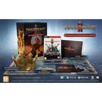 Игра для PC King's Bounty II. Королевское коллекционное издание (русская версия)