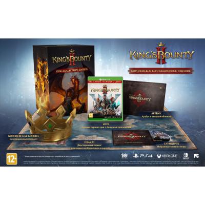 Игра для Xbox King's Bounty II. Королевское коллекционное издание (русская версия)
