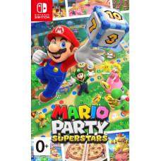 Mario Party Superstars [NS, русская версия]