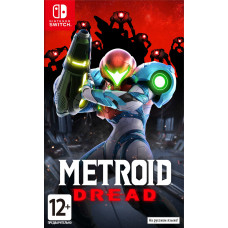 Metroid Dread [NS, русская версия]