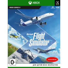 Microsoft Flight Simulator [Xbox Series X, русская версия]