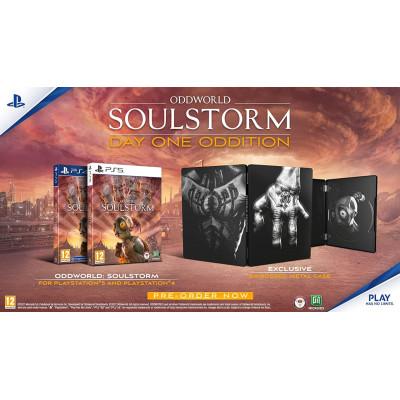 Игра для PlayStation 5 Oddworld: Soulstorm. Day One Edition (русские субтитры)