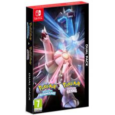 Pokemon Brilliand Diamond & Shining Pearl Dual Pack [NS, английская версия]