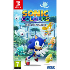 Sonic Colours: Ultimate [NS, русские субтитры]