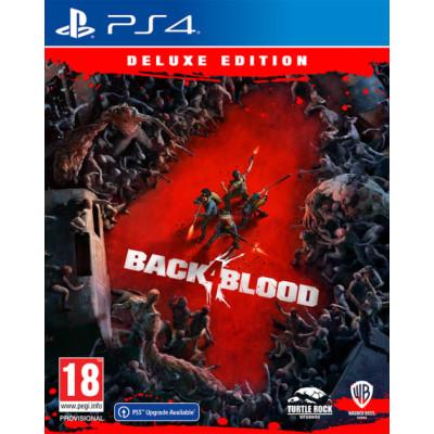 Игра для PlayStation 4 Back 4 Blood. Deluxe Edition (русские субтитры)