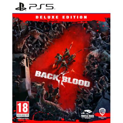 Игра для PlayStation 5 Back 4 Blood. Deluxe Edition (русские субтитры)