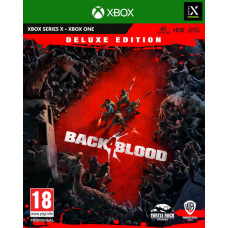 Back 4 Blood. Deluxe Edition [Xbox One/Series X, русские субтитры]