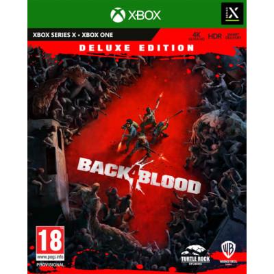 Игра для Xbox Back 4 Blood. Deluxe Edition (русские субтитры)