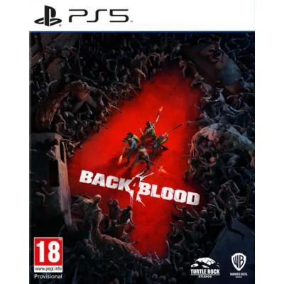 Игра для PlayStation 5 Back 4 Blood (русские субтитры)