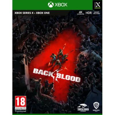 Игра для Xbox Back 4 Blood (русские субтитры)