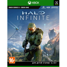 Halo Infinite [Xbox One/Series X, русские субтитры]