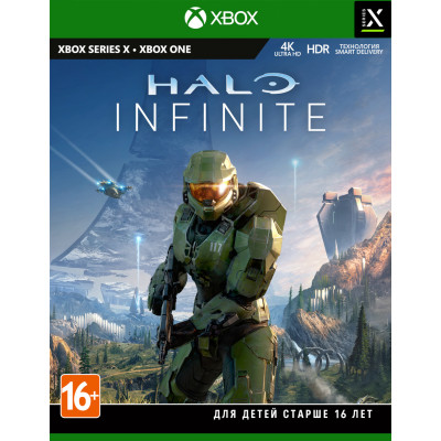 Игра для Xbox Halo Infinite (русские субтитры)