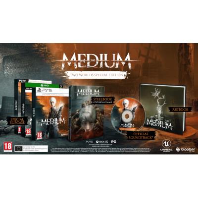 Игра для Xbox Series X The Medium. Two Worlds Special Edition (русские субтитры)