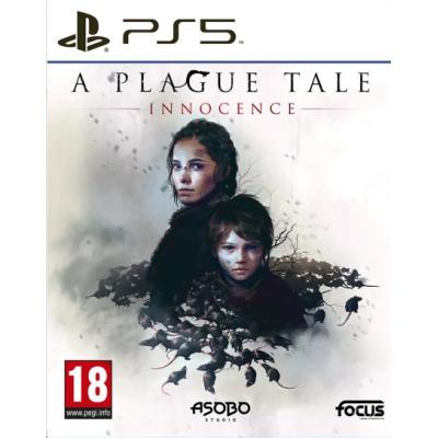 Игра для PlayStation 5 A Plague Tale: Innocence HD (русские субтитры)