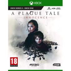A Plague Tale: Innocence HD [Xbox One/Series X, русские субтитры]