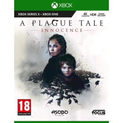Игра для Xbox A Plague Tale: Innocence HD (русские субтитры)