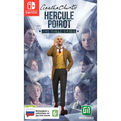 Игра для Nintendo Switch Agatha Christie - Hercule Poirot: The First Cases (русские субтитры)