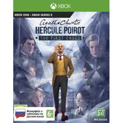Игра для Xbox Agatha Christie - Hercule Poirot: The First Cases (русские субтитры)