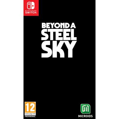 Игра для Nintendo Switch Beyond a Steel Sky (русские субтитры)