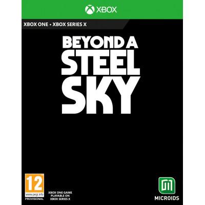 Игра для Xbox Beyond a Steel Sky (русские субтитры)