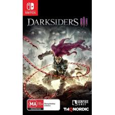 Darksiders III [NS, русская версия]