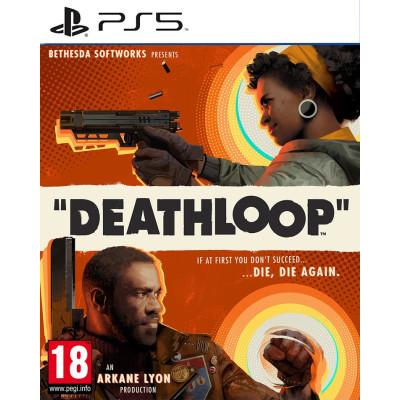 Игра для PlayStation 5 Deathloop (русская версия)