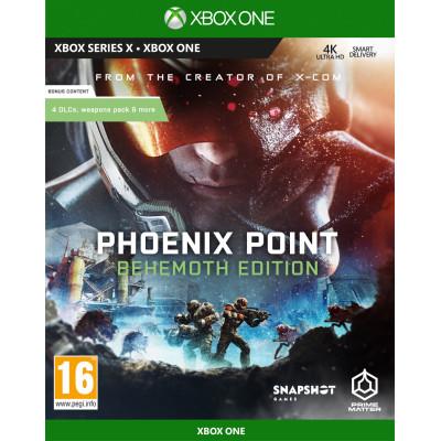 Игра для Xbox Phoenix Point: Behemoth Edition (русские субтитры)