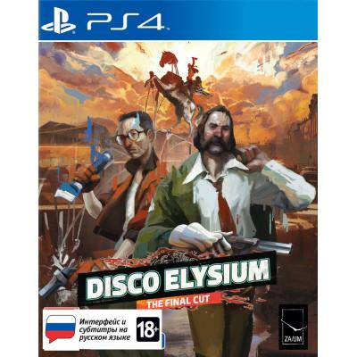 Игра для PlayStation 4 Disco Elysium. The Final Cut (русские субтитры)