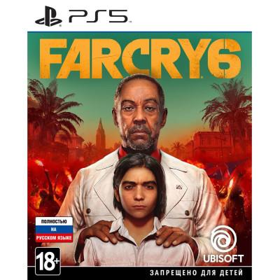 Игра для PlayStation 5 Far Cry 6 (русская версия)