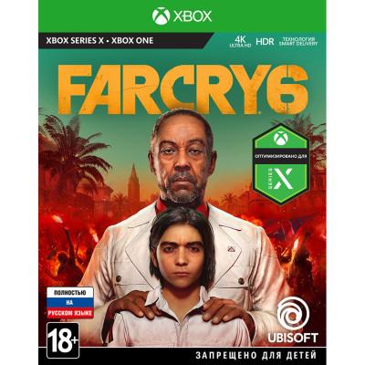 Игра для Xbox Far Cry 6 (русская версия)