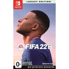 FIFA 22. Legacy Edition [NS, русская версия]
