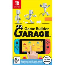 Game Builder Garage [NS, английская версия]