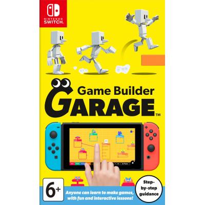 Игра для Nintendo Switch Game Builder Garage (английская версия)