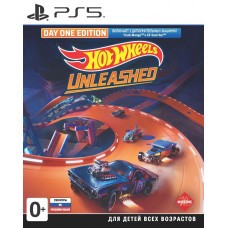 Hot Wheels Unleashed. Day One Edition [PS5, русские субтитры]