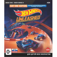 Hot Wheels Unleashed. Day One Edition [Xbox One/Series X, русские субтитры]
