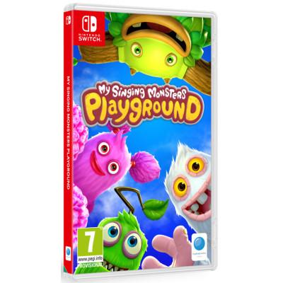 Игра для Nintendo Switch My Singing Monsters Playground (русские субтитры)