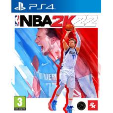 NBA 2K22 [PS4, английская версия]